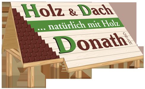 Logo Holz & Dach Donath GmbH
